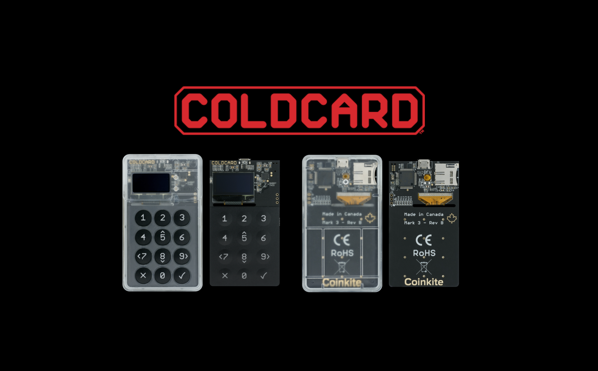 Coldcard Review