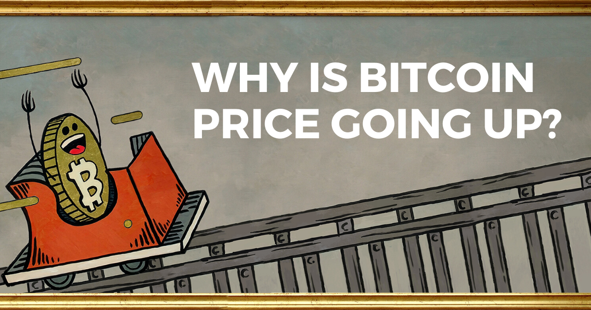 Why is Bitcoin Price Going Up?
